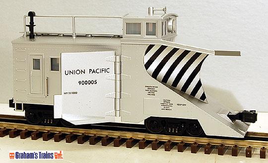 MTH Premier 20-98207 Union Pacific Snow Plow