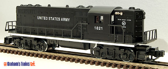 Lionel 6-18840 U.S. Army GP-7 Diesel Engine