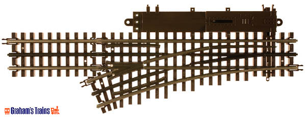 Atlas-O 6070 L.H. O-54 Switch, O-Gauge, 3-Rail