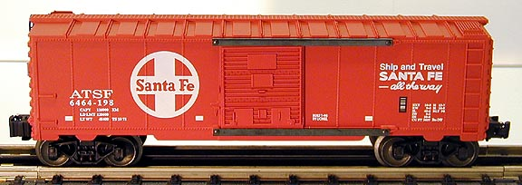 Lionel 6-29213 ATSF Grand Canyon Route Boxcar