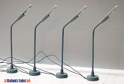 Lionel 6-12804 Set of Four Highway Lights