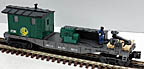 Lionel 6-36701 Baldwin Locomotive Works Operating Welding Car
