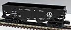 Lionel 6-16469 B&O Two Bay Hopper