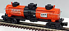 Lionel 6-29618 Hooker Chemicals 3-Dome Tank Car