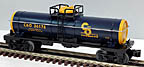 Lionel 6-36176 C&O Single Dome Tank Car