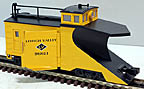 MTH Premier 20-98244 Lehigh Valley Snow Plow