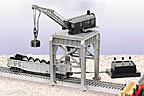 Lionel 6-24206 MOW Operating Gantry Crane TMCC Equipped
