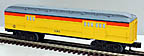 Lionel 6-9581 Chessie Steam Special Madison Baggage Car