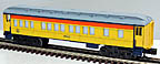 Lionel 6-9583 Chessie Steam Special Madison Passenger Car