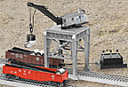 Lionel 6-14209 US Steel Gantry Crane