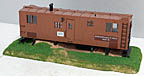K-Line by Lionel 6-21253 Operating Bunk Car Yard Office