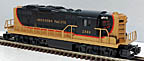 Lionel 6-28519 Northern Pacific GP-9 Diesel Engine #2349 TMCC