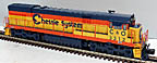 Lionel 6-18292 Chessie C&O U30-C Diesel Engine TMCC