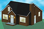 Lionel 6-34121 Bungalow House