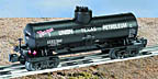 Lionel 6-19644 Union Texas 6000 Gal. Tank Car Std. O