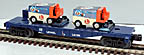 Lionel 6-26039 Lionel Lions Flatcar with Zambonis