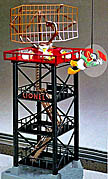 Lionel 6-12964 Mickey & Co. Donald Duck Operating Radar Tower