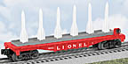 Lionel 6-39458 #6844 Missile Carrying Car Postwar Celebration Series