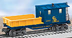 Lionel 6-36528 Chesapeake & Ohio Work Caboose