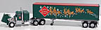 Lionel 6-14260 Christmas Tractor Trailer