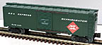 Williams WAL54 REA Single Door Boxcar #6181