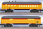 Lionel 6-25103 Chessie Steam Special Madison Car 2-Pack
