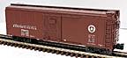 Lionel 6-17733 Pennsylvania Rounded Roof Boxcar Std. O