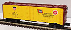 MTH Premier 20-90221 American Transit Co. 40' Steel Sided Reefer #32054