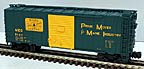 Atlas-O 2002203 Maine Central 40' Steel Boxcar #8198