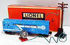 Lionel 3530 GM Operating Generator Car - Postwar