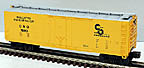 Lionel 6-17303 Chesapeake & Ohio Reefer Std. O