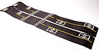 Leisure Time Products Mini-Highways 405 2-Intersections & 2 R.R. Crossings