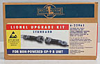 Lionel 6-22961 Standard Upgrade Kit for GP-9 Diesel Non-Powered B-Unit