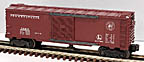 Lionel 3484 Pennsylvania Operating Boxcar - Postwar