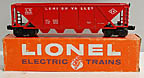 Lionel 6436-110 Lehigh Valley Open Quad Hopper - Postwar