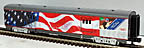 MTH 30-68039 Union Pacific Spirit 60' Streamlined Baggage Car