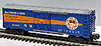 Lionel 6464-400 Baltimore & Ohio 6464 Boxcar - Postwar