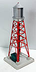 Lionel 193 Industrial Water Tower with Blinking Light - Postwar