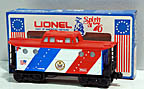 Lionel 6-7600 Spirit of 76 Frisco Illuminated Caboose