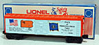 Lionel 6-7602 Spirit of 76 Pennsylvania Boxcar