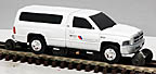 Lionel 6-18440 New Jersey Transit Dodge Ram Inspection Vehicle