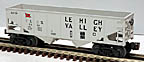 Lionel 6-16434 Lehigh Valley 2-Bay Hopper