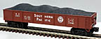 Lionel 6-9821 Southern Pacific Gondola with Coal Load Std. O
