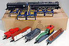 American Flyer 4615 Steam/Freight Complete Set with DC Rectiformer Power Supply