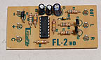 Circuitron FL-2HD Alternating Flasher Circuit Board for Crossing Signals