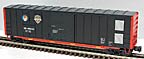 "Atlas-O 2001042-1 Norfolk Southern ACF 50'6"" First Responders Training Boxcar #490411"
