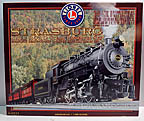 Lionel 6-30133 Strasburg Railroad Steam Passenger Ready-To-Run Set