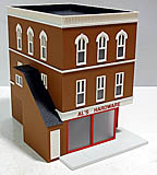 Lionel 6-34131 Al's Hardware Lighted Building