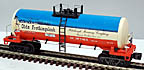 MTH 30-73201 Olde Frothingslosh Ale Pittsburgh Brewing Co. Tank Car