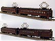 Lionel 6-18306, 6-18310 Pennsylvania 4-Unit Commuter Car Set